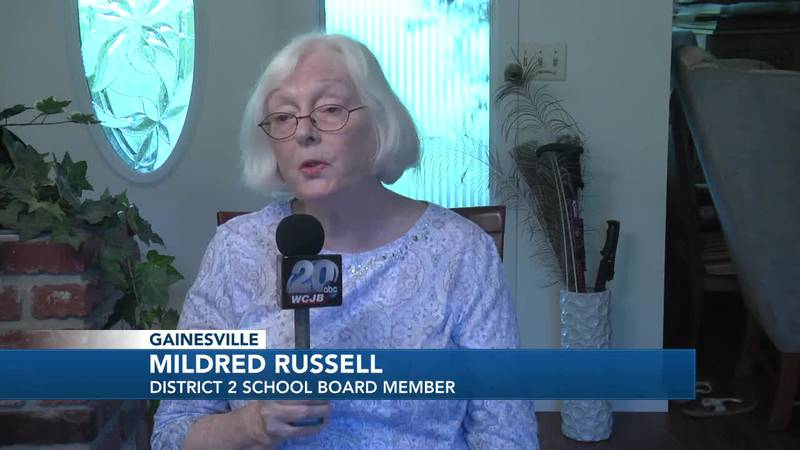Gov. DeSantis appoints Mildred Russell to Alachua County School Board