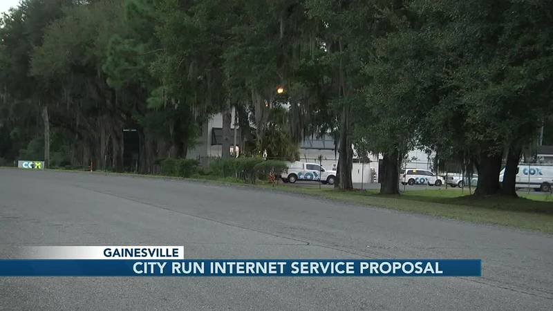 Gainesville City Commission to discuss city-run broadband service for those in need