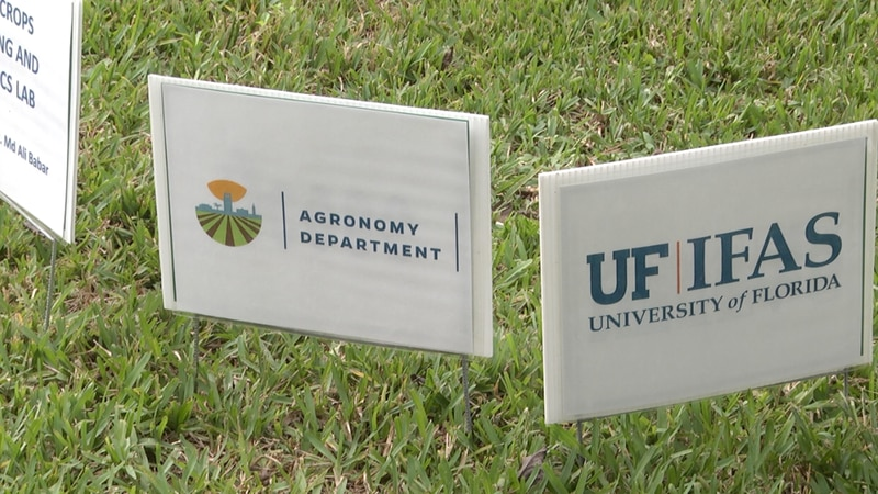 University Department of Agronomy hosts open house for new renovations