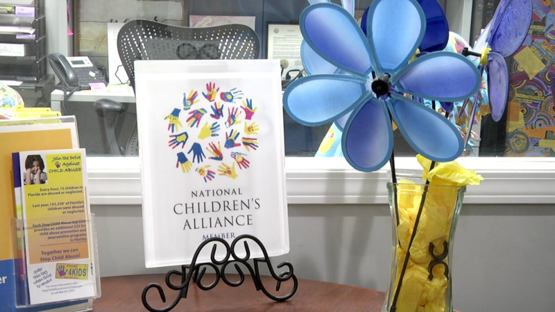Child Advocacy Center reports increase in child abuse cases during the pandemic