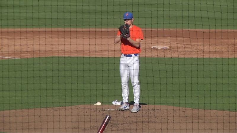 Florida Ballpark,  Jan. 29