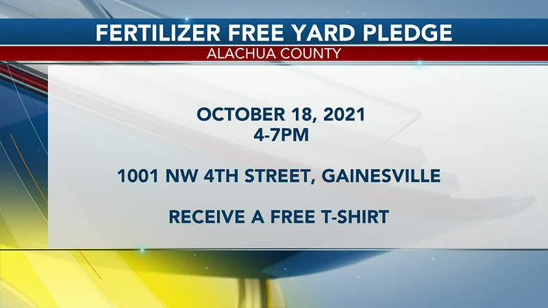 The EPD wants to remind residents that the fertilizer regulations prohibit using landscape...