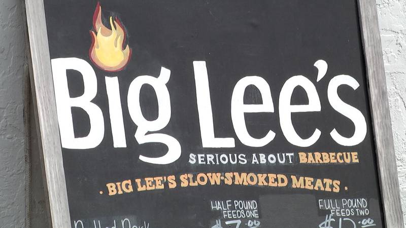 Big Lee's BBQ, the winner of last year's chili cook-off, will host the event on Saturday to...