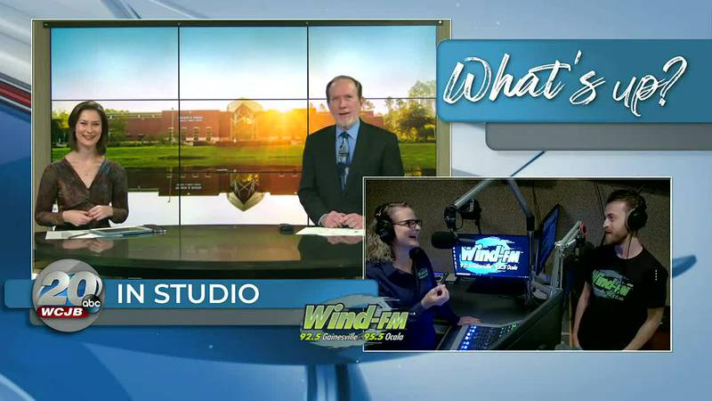 """""""What's up"""" with WIND-FM"""