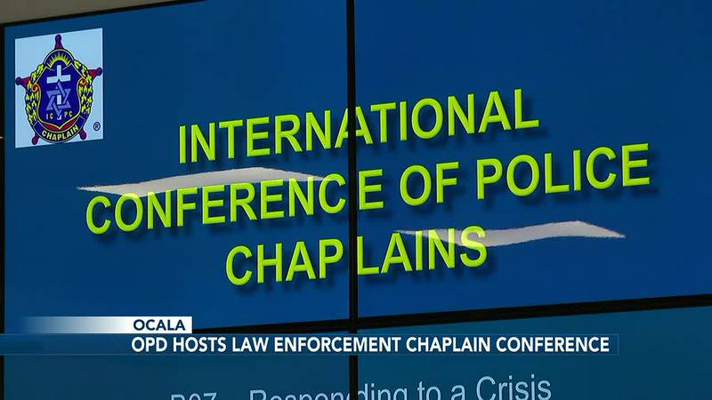 Law enforcement chaplains learn about stress management, diversity, substance abuse and more