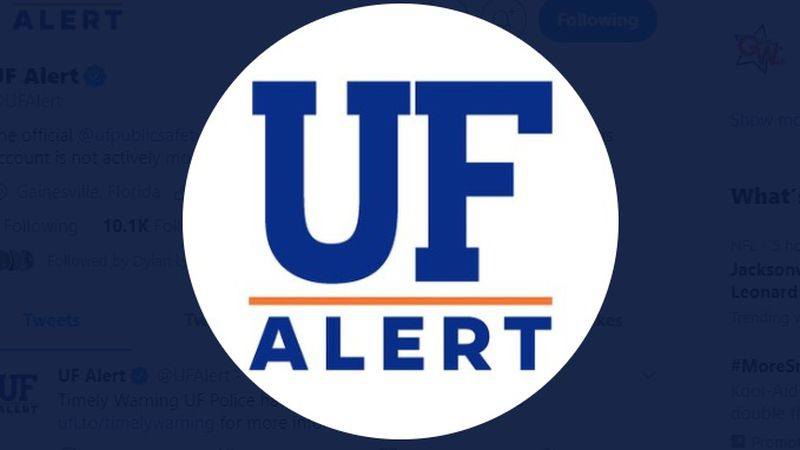 You can follow UF alerts on Twitter at: https://twitter.com/UFAlert