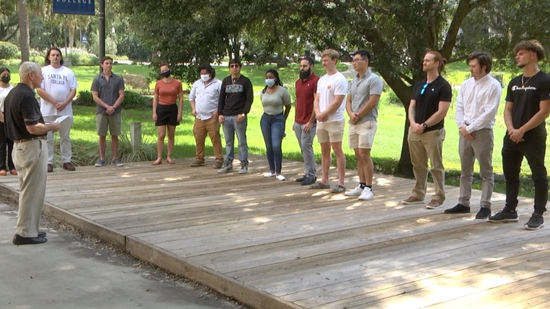 Santa Fe College awards veteran students with $1,000 scholarship