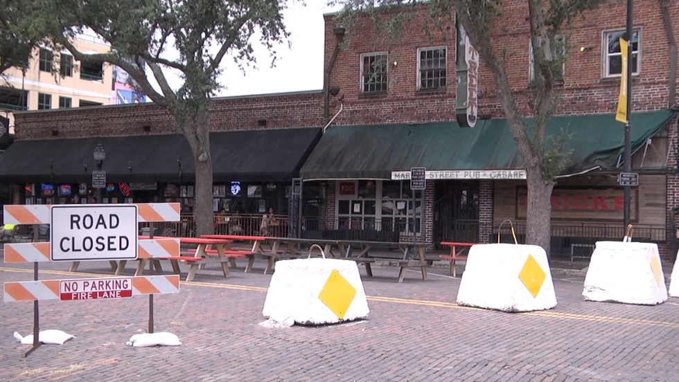 """""""Everybody scattered like ants""""; Three injured in shooting outside of Gainesville nightclub"""
