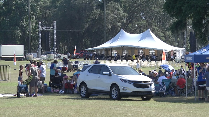 More than three decades of family, fun, and music were being celebrated as the Ocala Symphony...