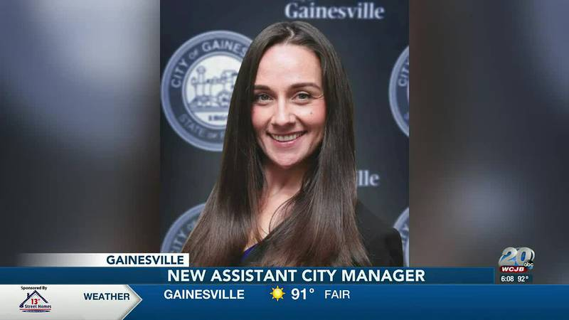 New Gainesville assistant City Manager begins work
