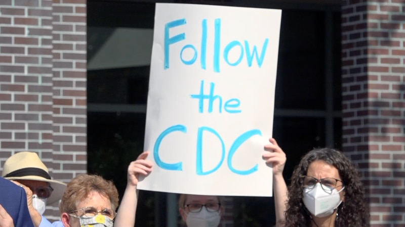 Florida reported more than 73,000 new COVID infections last week. It's the highest since...