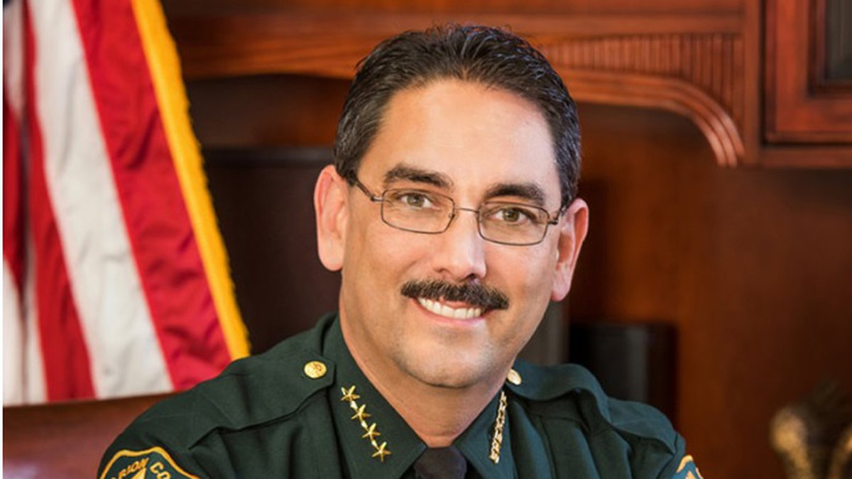 Marion County Sheriff Bill Woods