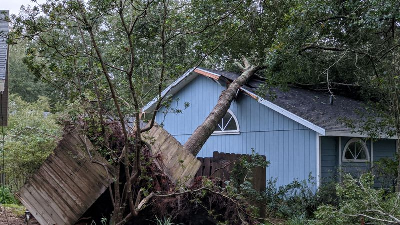 Weather Damage 4 | Courtesy: Mark Sterling