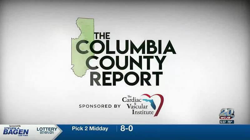 Columbia County Report Open