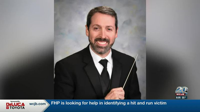 Buchholz High School band director Shawn Barat — accused of inappropriate conversations with a...
