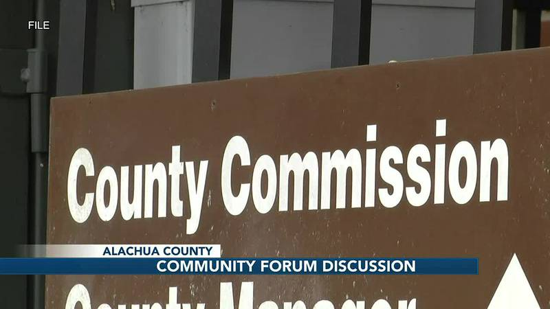 Alachua County Commission to meet with county's nine mayors in community forum