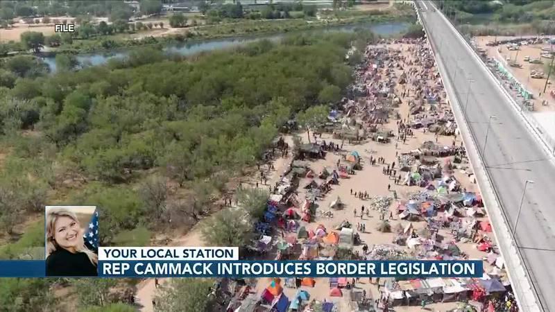 NCFL congresswoman Kat Cammack introduces U.S. border legislation