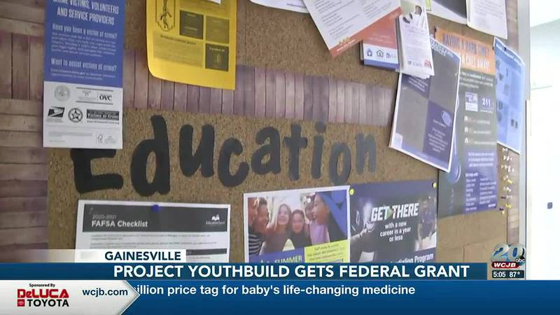 Project YouthBuild in Gainesville