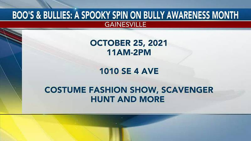 """The Pace Center for Girls in Gainesville hosts """"Boos & Bullies: A Spooky Spin on Bully..."""