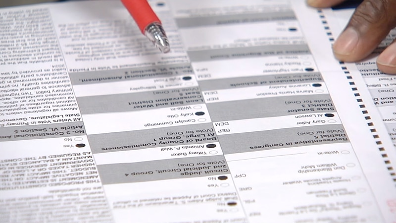For the second week in a row, Florida's elections Supervisors are reaching out. Last week it...