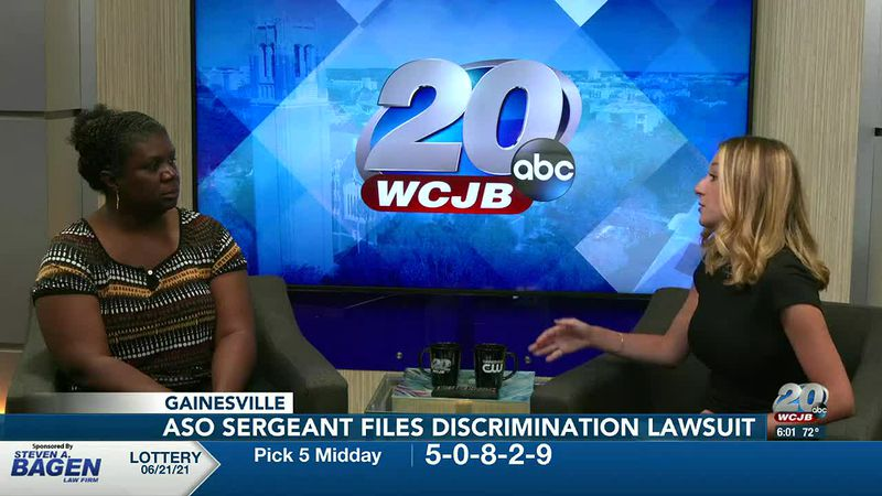 Sergeant with Alachua County Sheriff's Office files federal discrimination lawsuit after not...