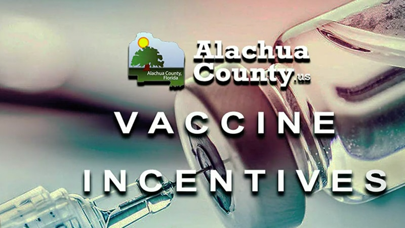 Alachua County pharmacies participating in vaccine incentive program