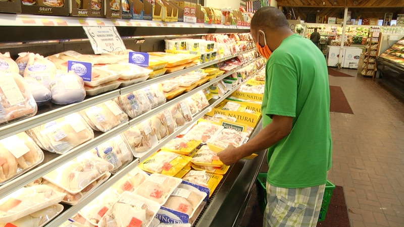 Chicken shortage causes North Central Florida businesses to raise prices