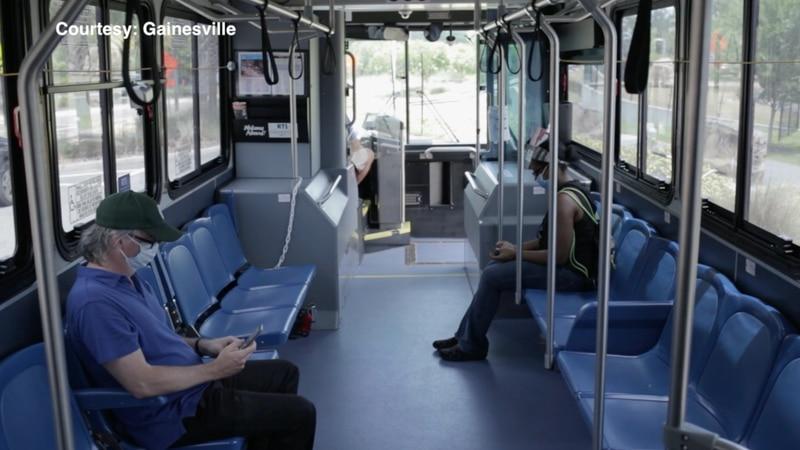 RTS Bus Free Rides