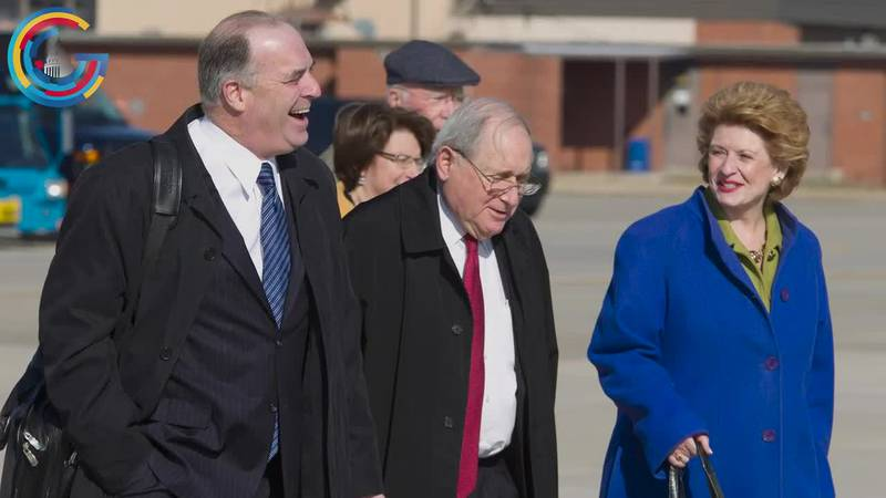 Michigan lawmakers remember former Sen. Carl Levin (D-Mich.)