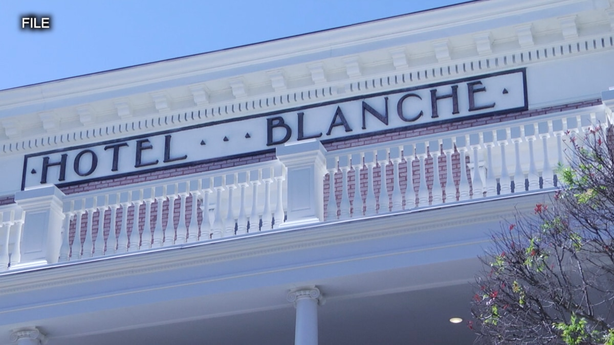 The Blanche, a historic building in Lake City, is showcasing their property to the community....