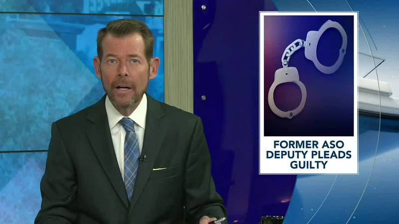Former ACSO deputy pleads guilty to buying guns illegally