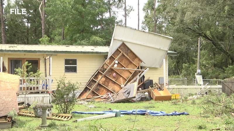 North Central Florida residents eligible for disaster loans ater Tropical Storm Elsa