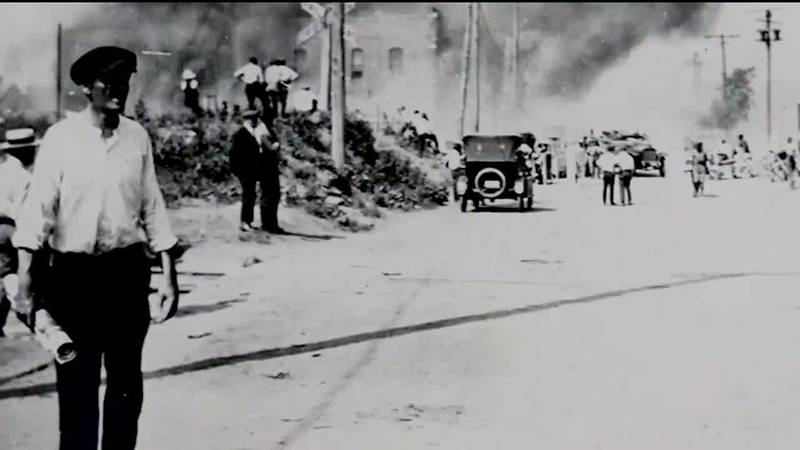 100 years since the Tulsa Race Massacre
