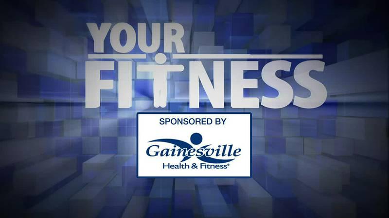 Gainesville Heath and Fitness: Sun Salutations