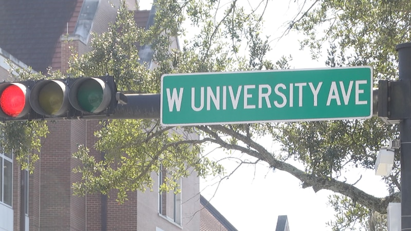 Two crashes along University Avenue that killed two UF students just one month apart have...
