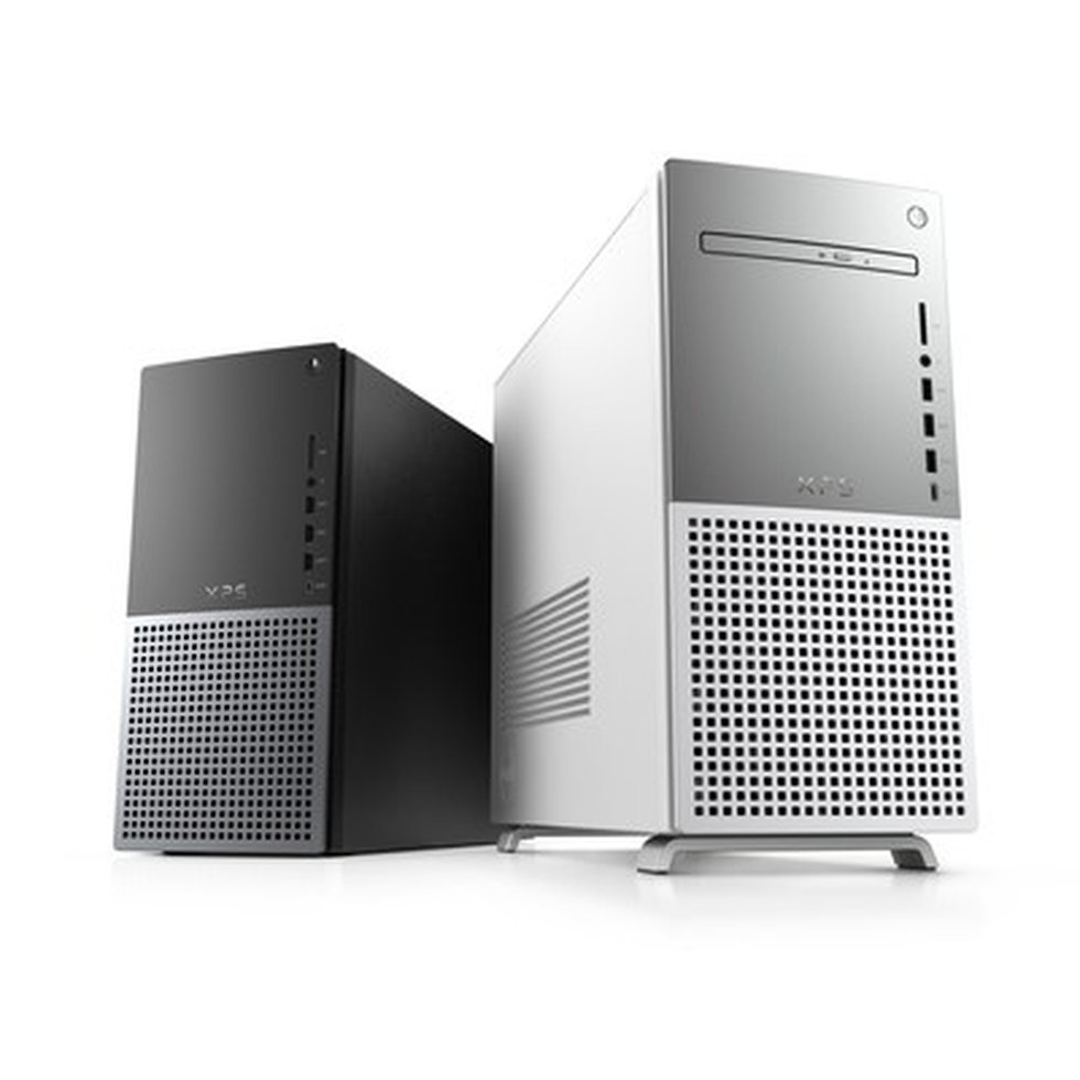 The new XPS Desktop comes with a choice of two stylish colors – light and dark – including...