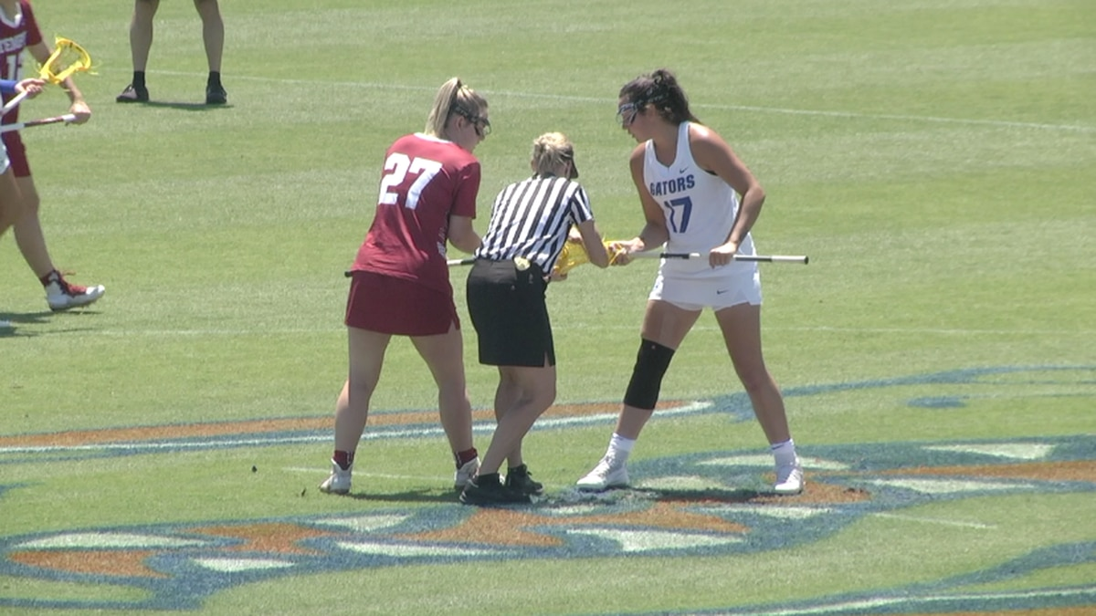 Shannon Kavanagh in opening draw against Temple in AAC Championship game