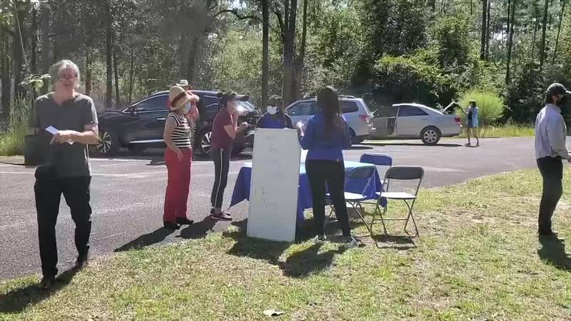 Gainesville's Arbor Day tree giveaway concludes successfully