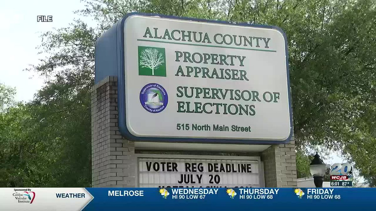 The Alachua County Supervisor of Election's Office is being investigated on accusations of...