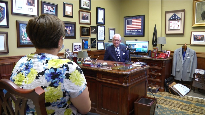 At the end of his current term, Ocala Mayor Kent Guinn will have served as mayor for 10 years,...