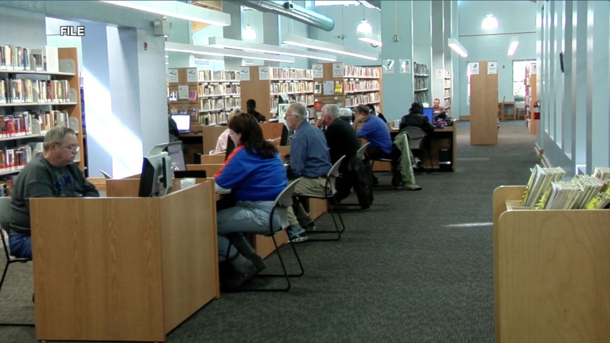 A former employee of the Alachua County Library District says she was forced to resign after...