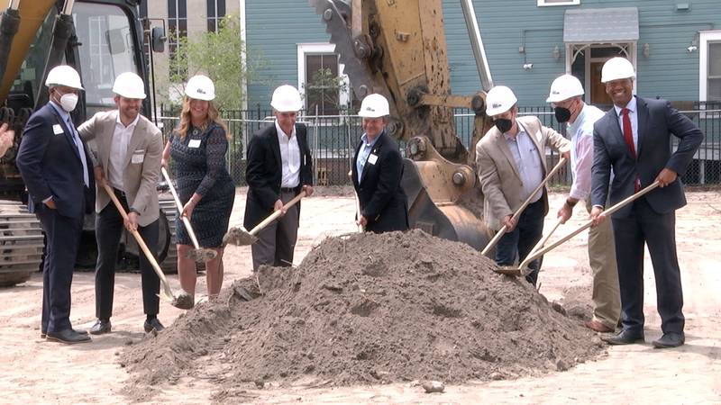 The Hyatt Place hotel is expected to offer 145 guestrooms with a second-floor elevated pool,...