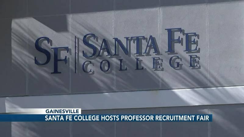Santa Fe College organizes adjunct professor recruitment fair