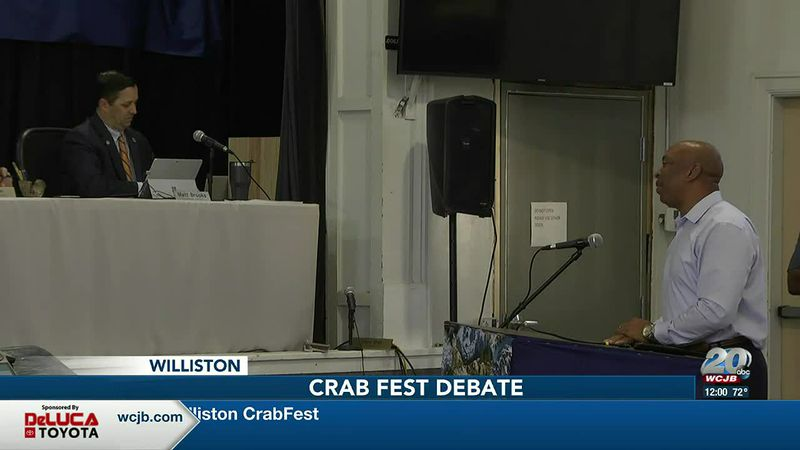 Levy County commissioners vote to file injunction against Williston Crab Fest promoter