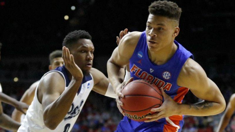 University of Florida basketball player Keyontae Johnson's condition continues to improve.