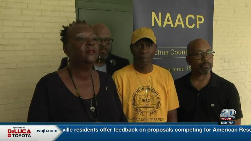 NAACP mcgraw