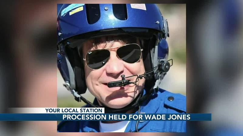 ShandsCair EMT Wade Jones' body brought back to Gainesville after fatal crash in Georgia
