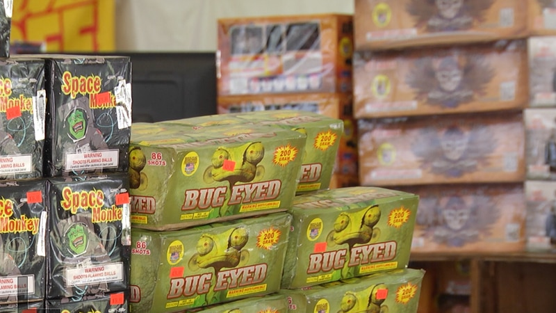 Firework shortage is raising prices as the Fourth of July nears