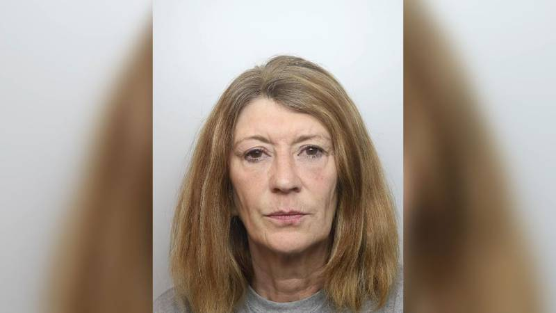 Corinna Smith, 59, was found guilty of pouring boiling water, mixed with sugar, over her...