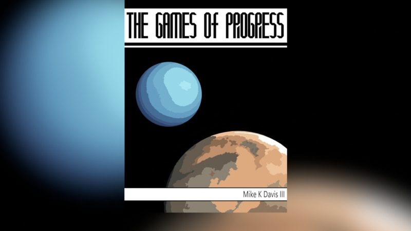 NCFL High School student publishes Sci-Fi ebook 'The Games of Progress'